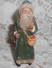 """All God's Children """"Father Christmas"""" 2001 Special Edition (Green Robe)"""