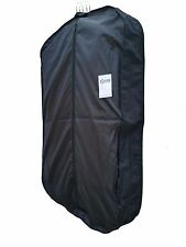 "39"" Business Garment Bag Cover for Suits and Dresses Clothing Foldable w Pocket"