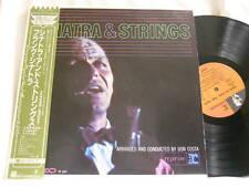 FRANK SINATRA Sinatra & Strings DON COSTA Reprise JAPAN LP
