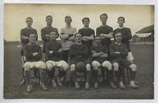 More details for (w14f31-346) real photo of crewe alexandra (?) football team c1910 unused vg+