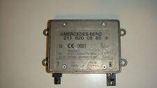 MERCEDES MODULO COMPENSADOR A 211 820 08 85 W211 W203 W163 W164 W169 W245