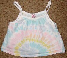 Multi-color Park Bench Kids 4T Kids Clothes Sleveless Shirt