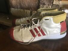 Adidas Men's Basketball Shoe Size 20 2008 New Orleans NBA All Star Game