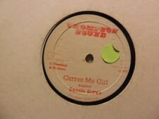 "DENNIS BROWN Carres Me Girl THOMPSON SOUND Roots Reggae 12"" HEAR M45"