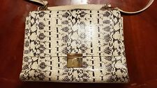 3c9568b01c69 Versace Snakeskin Shoulder Bags