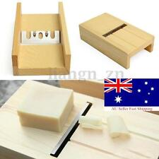 Wooden Beveler Planer Soap Candle Loaf Sharp Blade Making Cutter Craft Tools AU