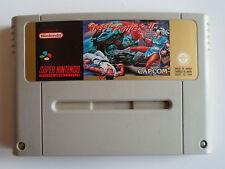 STREET FIGHTER II (2) for SNES Super Nintendo - PAL