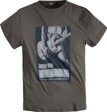 Replika Jeans Guitar T-Shirt/Khaki - 5XL WAS £29.99, NOW £16.00