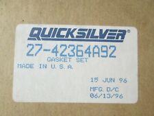 Quicksilver gasket set # 27-42364A92