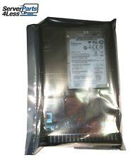 737298-001 HP ENTERPRISE 300GB 12G LFF SC SAS HDD 737261-B21 <NEW 0 HOURS>