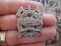 Royal Australian Armoured Corps Hat Badge (V2)