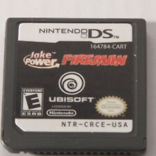 Jake Power: Fireman (Nintendo DS) Game Cartrige Only - Tested