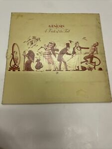 Genesis A Trick Of The Tail Lp Vinyl Record 1976
