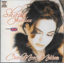 SHAZIA MANZOOR - CHAN MERE MAKHNA - NEW SOUND TRACK CD