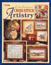 Cross Stitch Artistry, Livingston, Cathy, Good Book