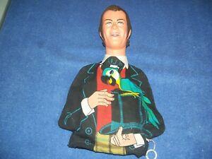 Vintage 1967 Doctor Dolittle Doolittle Talking Hand Puppet by Mattel
