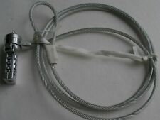 Laptop Security COMBINATION LOCK Cable--USA seller