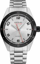 MontBlanc TimeWalker Automatic Silver Dial Men's Watch 116057