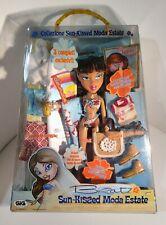 Bratz Sun-Kissed Summer Dana Doll Surfboard Spare Outfits Beach Towel 2004