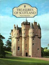 Magnusson, Magnus TREASURES OF SCOTLAND Hardback BOOK