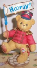 1999 Cherished Teddies - Lanny New Ct005 Membearship Figurine Free Ship