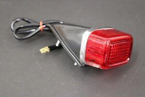 NEW Motorcycle Complete  Rear Taillight - Brake Light & Mounting Bracket  Enduro