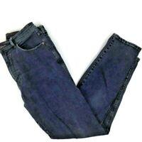 Bill Blass Jeans Size 10 Women's Stretch Blue Denim Jeans