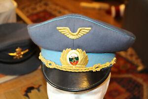 AL172: Sammlungsauflösung Schirmmütze Bulgarien Luftwaffe Offizier SELTEN