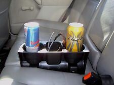 Dual Beverage Wedge Drink Cupholder Cup Can Phone iPhone Holder Cupholder Car RV
