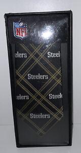 New Pittsburgh Steelers Mens Neck Tie NFL Football Work Casual Fun