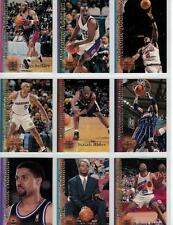 1996-97 Stadium Club Welcome Addition Complete Set 25/25 Barkley O'Neal Shaq