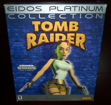 Tomb Raider, Eidos & Core (Pc, 2000) Platinum Collection - Cib