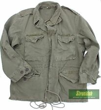 WW2 US ARMY / NORWEGIAN M43 COMBAT JACKET IN OLIVE GREEN  38 - 40 INCH CHEST