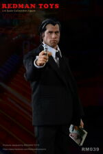 REDMAN TOYS 1/6 Pulp Fiction Vincent Vega Gangsta Killer RM039 12'' Figure Doll