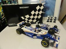 f1 Minichamps 1/12 -  Williams Renault FW16 Nigel Mansell French GP 1994 1of 100