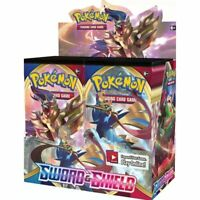 NEW 324Pcs Pokemon TCG: Sun & Moon Burning Shadows Sealed Box 36 Booster Packs