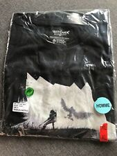 tee shirt homme The Witcher Wild Hunt