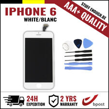 AAA+ LCD TOUCH SCREEN DIGITIZER SCHERM/ÉCRAN WHITE BLANC &TOOLS FOR IPHONE 6 4.7