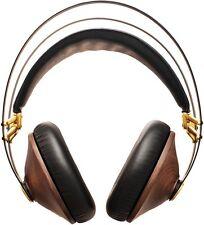 Meze Classics 99 Walnut And Gold Wooden Headphones - Closed Back-  RRP £299