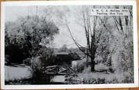 1951 Pawling, NY Postcard: YMCA Holiday Hills - New York