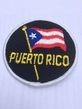 Puerto Rico Flag Patch Free Shipping Worldwide!!!