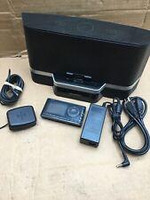 Sirius xm Boombox sxa-bb2 W/onyx Receiver