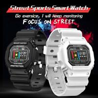 Smart Watch ECG PPG Heart Rate Blood Pressure Monitor Bracelet Wristband Sports