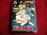 ENJAULADAS X - Serie completa - 2 episodios 60 minutos - Precintada