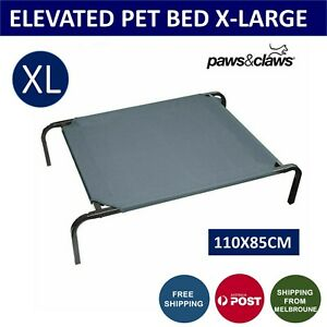 Elevated Pet Bed Dog Bedding Sleeping Non-toxic Superior Heavy Trampoline X-L AU