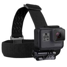 Accessories Head Strap Mount Belt Elastic Adjustable for GoPro Hero 5 4 3 SJCAM