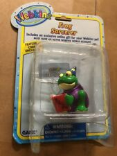 "Webkinz 3"" Figurine, Frog Sorcerer With Secret Online Code By Ganz"
