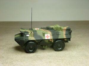Militaire Solido VAB 4x4 Sanitaire Impression 3D