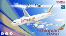 DRAGON 55964 ETHIOPIAN AIRLINES BOEING 767-300 1/400 DIECAST PLANE NEW
