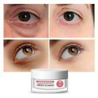 20ml Serum Protein Augencreme Anti-Falten-Entferner Schwellunge gegen Augen D9L2